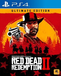 Red Dead Redemption 2 [Limited Ultimate Steelbook uncut Edition] - Verpackung beschädigt (PS4)