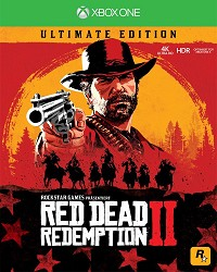 Red Dead Redemption 2 [Limited Ultimate Steelbook uncut Edition] inkl. 27 Bonusinhalte (Xbox One)