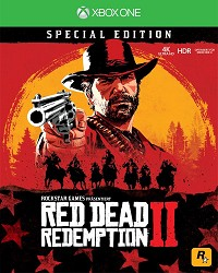 Red Dead Redemption 2 [Special uncut Edition] inkl. 20 Bonusinhalte (Xbox One)