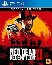 Red Dead Redemption 2 [Special uncut Edition] inkl. 24 Bonusinhalte (PS4)