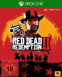Red Dead Redemption 2 [USK uncut Edition] (Xbox One)