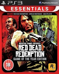 Red Dead Redemption Game Of The Year [uncut Essentials Edition] (PS3)