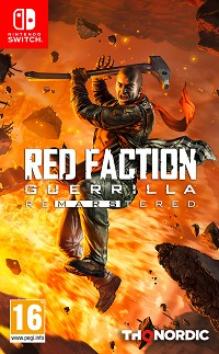 Red Faction Guerrilla Re-Mars-tered [uncut Edition] (Nintendo Switch)