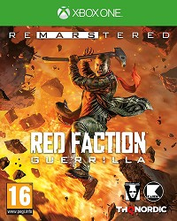 Red Faction Guerrilla Re-Mars-tered [uncut Edition] (Xbox One)
