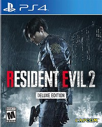 Resident Evil 2 Remake [Deluxe US uncut Edition] (PS4)