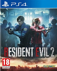 Resident Evil 2 Remake [HD uncut] Early Delivery Edition (PS4)