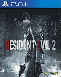 Resident Evil 2 Remake [Limited Lenticular uncut Edition] - Cover beschädigt (PS4)
