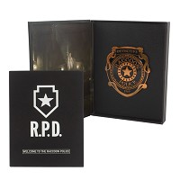 Resident Evil 2 RPD Pin Bag (Polizeimarke)