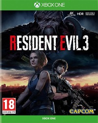 Resident Evil 3 [Limited LENTICULAR uncut Edition] (Xbox One)