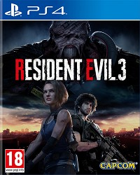 Resident Evil 3: Nemesis Remake [Limited Lenticular AT uncut Edition] (PS4)