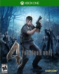 Resident Evil 4 [HD US uncut Edition] (Xbox One)