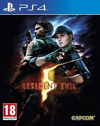 Resident Evil 5 [HD Bonus uncut Edition] (PS4)