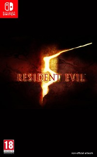 Resident Evil 5 [uncut Edition] (Nintendo Switch)