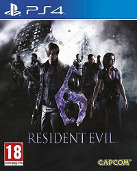Resident Evil 6 [HD Bonus uncut Edition] (PS4)