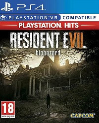 Resident Evil 7: Biohazard [uncut Edition] (Playstation Hits) - Cover beschädigt (PS4)