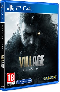 Resident Evil 8: Village [Survival 3D Lenticular Bonus uncut Edition] (PS4)