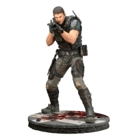 Resident Evil Chris Redfield Figur 1:6 (29cm) (Merchandise)
