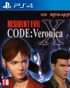 Resident Evil Code Veronica X (PS4)