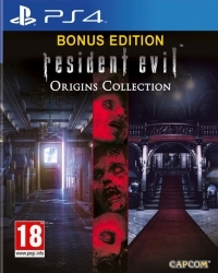 Resident Evil Origins Collection [uncut Edition] (Erstauflage) (PS4)