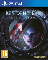 Resident Evil Revelations [HD uncut Edition] - Cover beschädigt (PS4)