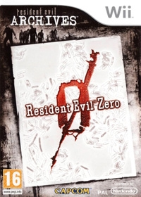 Resident Evil Zero (Archives) [UK uncut Edition]