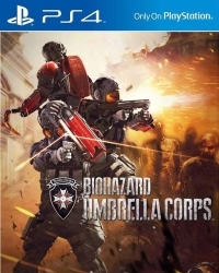 Resident Evil: Umbrella Corps [Import uncut Edition] inkl. Bonus DLC (PS4)