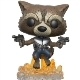 Rocket Guardians of the Galaxy 2 POP! Vinyl Figur (10 cm) (Merchandise)