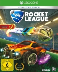 Rocket League Collectors Edition - Cover beschädigt (Xbox One)