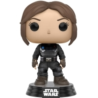 Rogue One Jyn Erso Star Wars POP! Vinyl Figur (10 cm) (Merchandise)