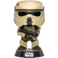 Rogue One Scarif Stormtrooper Star Wars POP! Vinyl Figur (10 cm) (Merchandise)