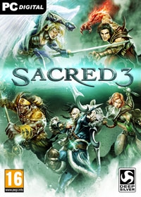 Sacred 3 Gold (PC Download)