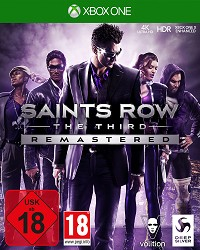 Saints Row 3: The Third [Remastered uncut Edition] (Xbox One)