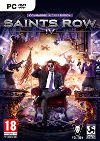Saints Row 4 [uncut Edition] (PC)