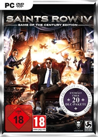 Saints Row 4 [Game of the Century uncut Edition] (PC Download)