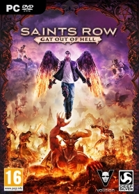 Saints Row Gat Out of Hell [uncut Edition] (PC Download)