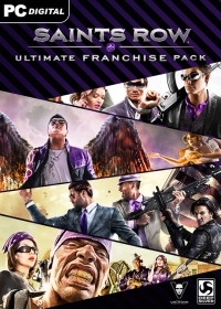 Saints Row Ultimate Franchise Pack + Gat out of Hell [uncut Edition] (PC Download)