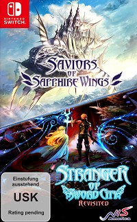 Saviors of Sapphire Wings Stranger of Sword City Revisited (Nintendo Switch)