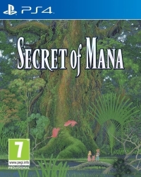 Secret of Mana [EU PEGI Edition] (PS4)