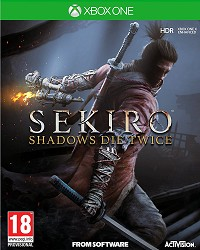 Sekiro: Shadows Die Twice [uncut Edition] - Cover beschädigt (Xbox One)