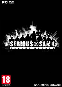 Serious Sam 4: Planet Badass [uncut Edition] (PC)