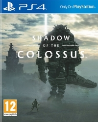 Shadow of the Colossus [EU PEGI Edition] - Cover beschädigt (PS4)