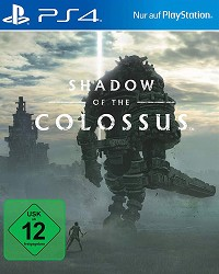 Shadow of the Colossus (USK) - Cover beschädigt (PS4)