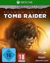 Shadow of the Tomb Raider - Croft Edition [inkl. Season Pass] (Xbox One)