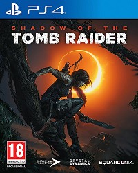 Shadow of the Tomb Raider [uncut Edition] - Cover beschädigt (PS4)