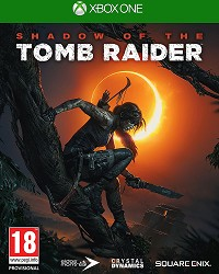 Shadow of the Tomb Raider [uncut Edition] - Cover beschädigt (Xbox One)