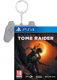 Shadow of the Tomb Raider [uncut Edition] + PSX Retro Schlüsselanhänger (PS4)