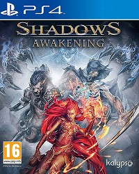 Shadows: Awakening [Day 1 uncut Edition] (PS4)