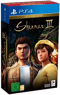 Shenmue III [Collectors Edition] (PS4)