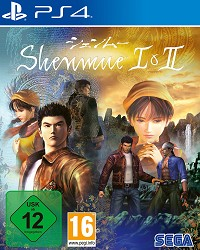 Shenmue I & II [AT Edition] (PS4)