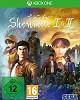Shenmue I & II in Anlieferung